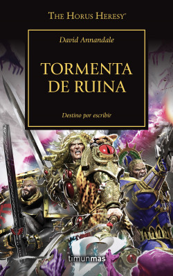 The Horus Heresy nº 46/54 Tormenta de Ruina