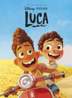 Luca. El libro de la película