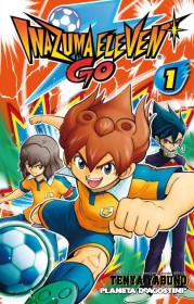Inazuma Eleven Go nº 01/07