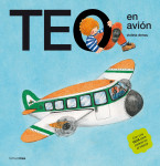 Teo en avión (Edición de 1977)