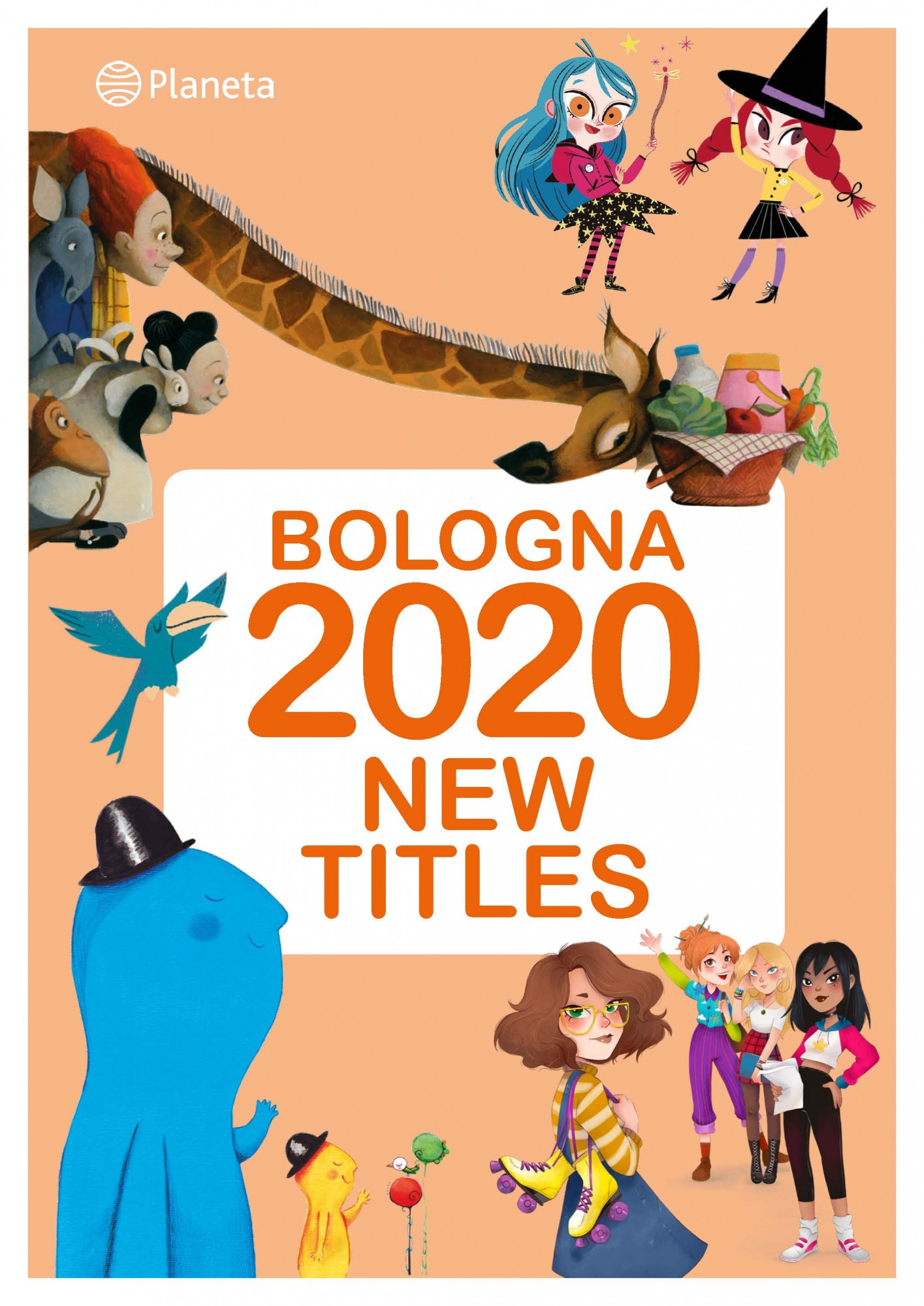Bologna 2020 Children's & YA Rights List