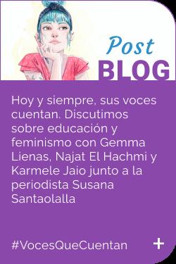 Marzo 2021 - Post Blog Agenda Voces que cuentan 01-03