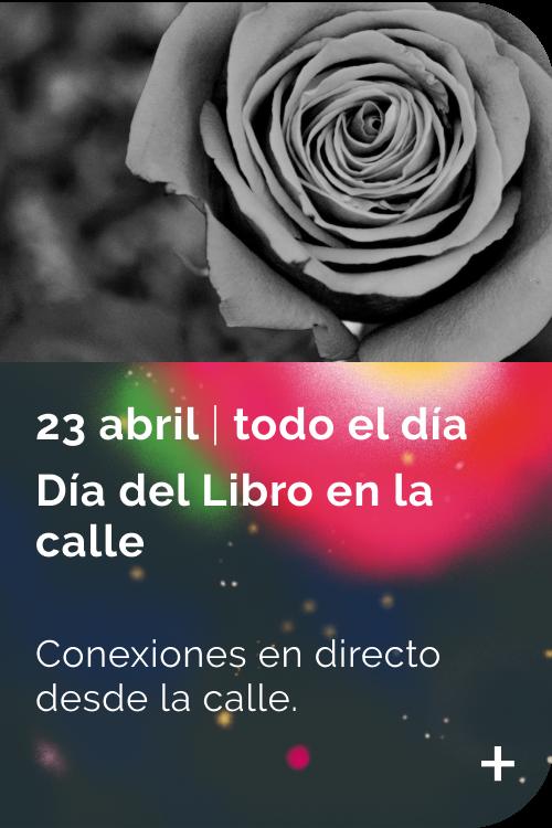 Directos Sant Jordi 2021 - En la calle 23/04
