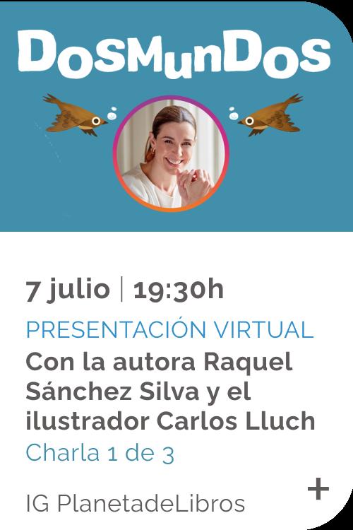 Julio 2021 - Presentación virtual Dosmundos 1 charla