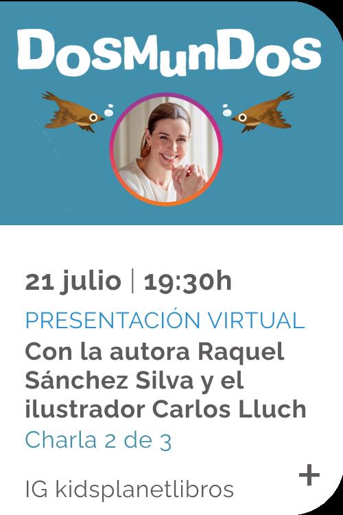 Julio 2021 - Presentación virtual Dosmundos 2 charla