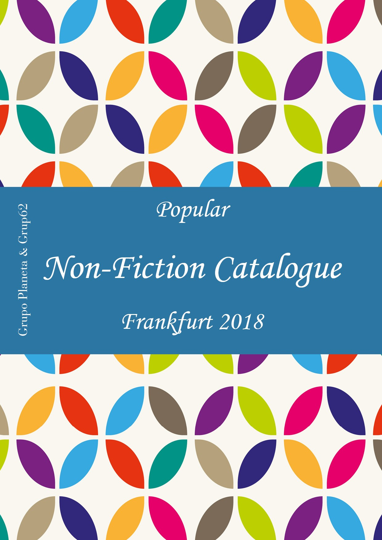 Popular Non-Fiction Catalogue Frankfurt 2018