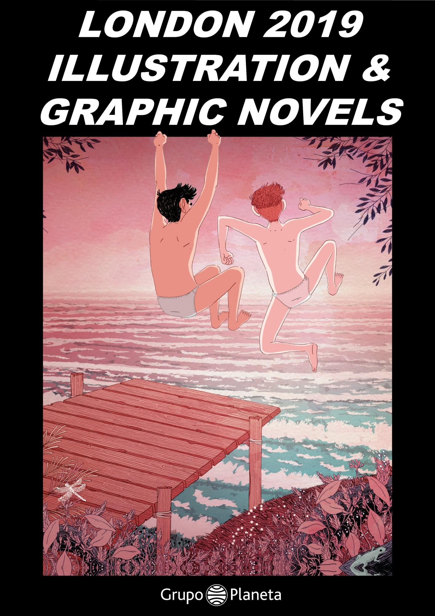 London 2019 Illustration & Graphic Novels