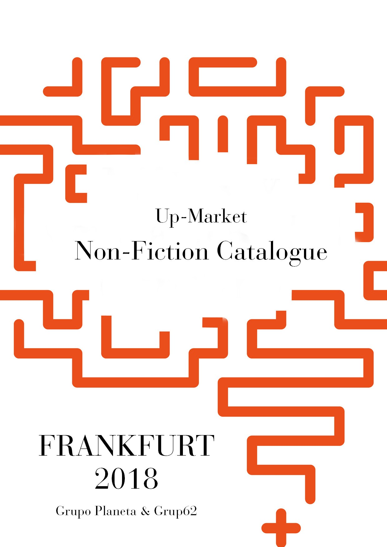 Up-Market Non-Fiction Catalogue Frankfurt 2018