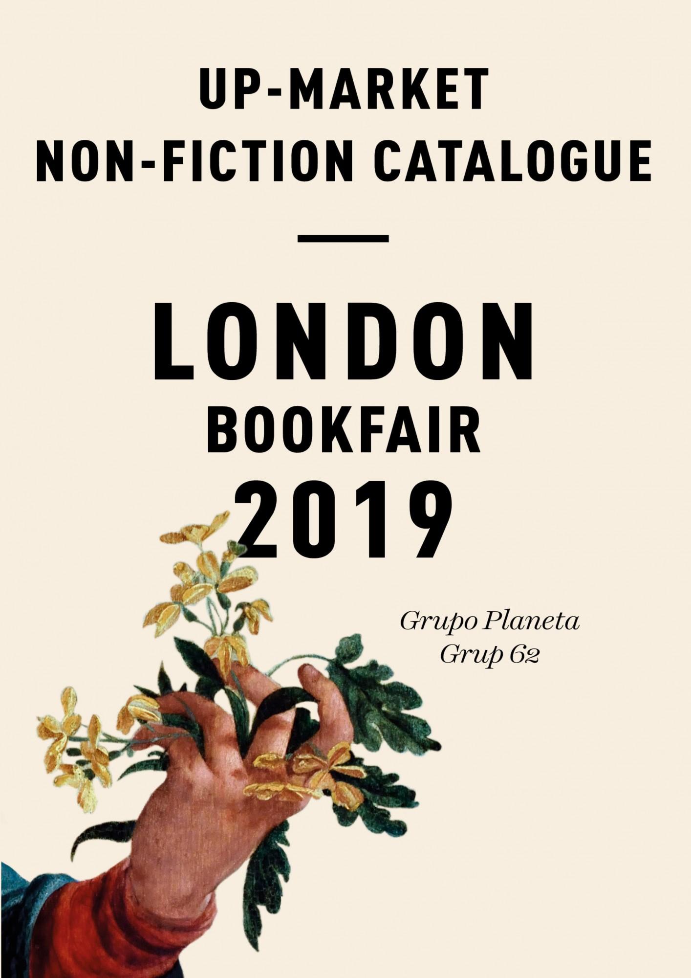 London 2019 Up Market Non Fiction