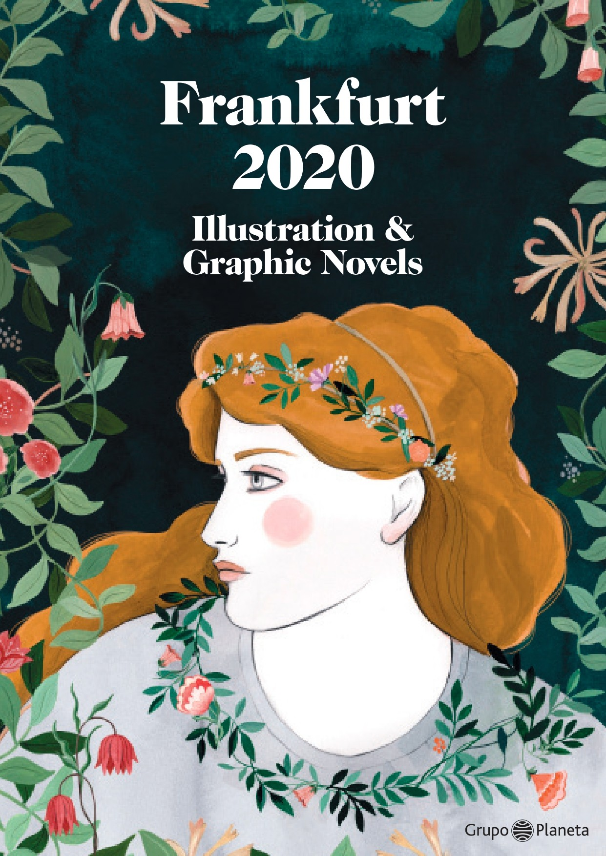 Frankfurt 2020 Illustration & Graphic Novels