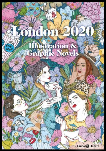 London 2020 Illustration & Graphic Novels