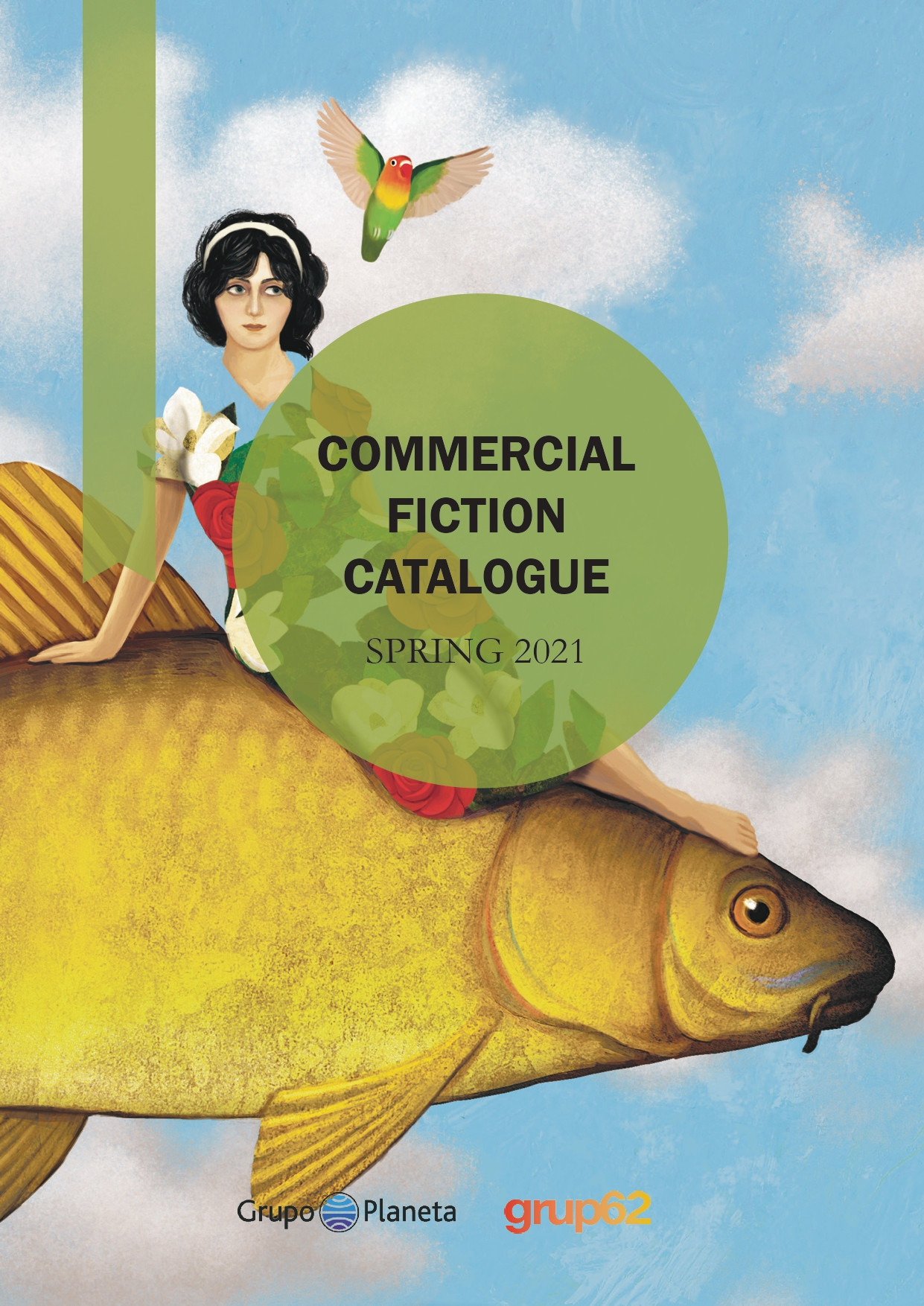 Spring 2021 Commercial Fiction