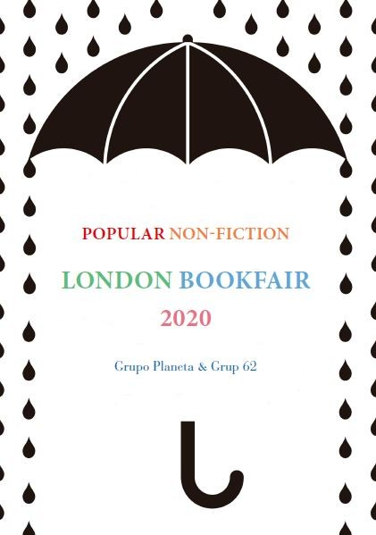 London 2020 Popular Non Fiction