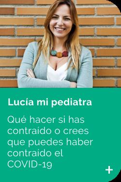 Lucía mi pediatra CONSEJOS