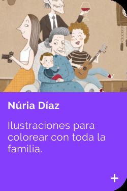 Laminas Nuria Díaz INFANTIL