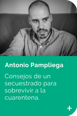 Antonio Pampliega CONSEJOS