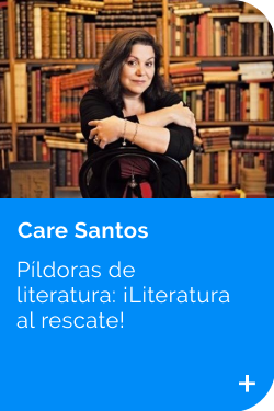 Care Santos LITERATURA