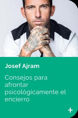 Josef Ajram CONSEJOS