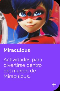 Miraculous INFANTIL