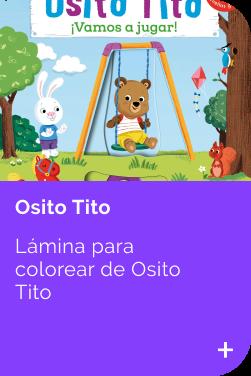 Osito Tito INFANTIL
