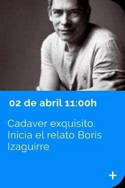 Boris Izaguirre 02/04