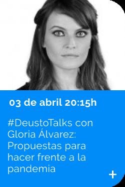 Gloria Álvarez 03/04