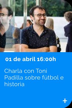 Toni Padilla 01/04