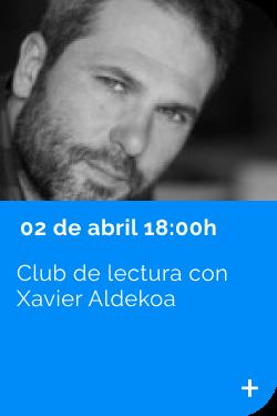 Xavier Aldekoa 02/04