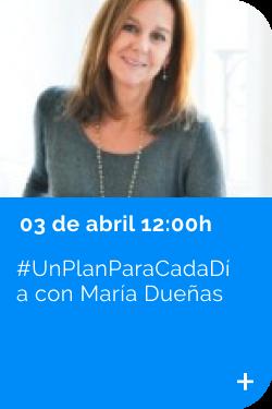 María Dueñas 03/04