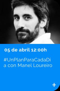 Manel Loureiro 05/04