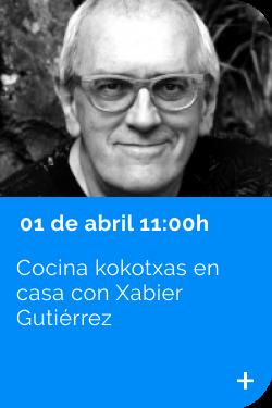 Xabier Gutiérrez 01/04