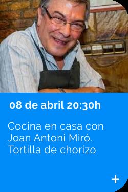 Joan Antoni Miró 08/04