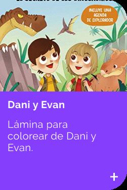 Dani y Evan INFANTIL