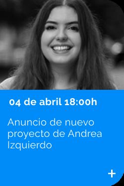 Andrea Izquierdo 04/04