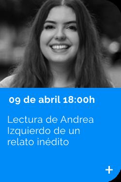 Andrea Izquierdo 09/04