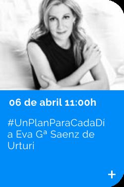 Eva García Saenz de Urturi 06/04