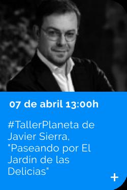 Javier Sierra 07/04