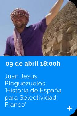 Juan Jesús Pleguezuelos 09/04