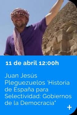 Juan Jesús Pleguezuelos 11/04