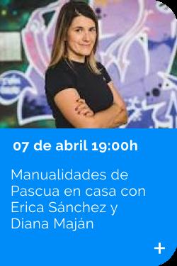 Érica Sánchez 07/04