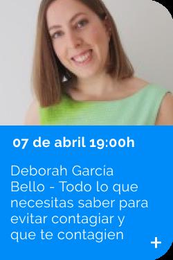Deborah García Bello 07/04