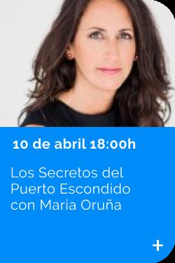 María Oruña 10/04