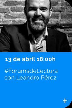 Leandro Pérez 13/04