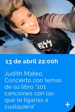Judith Mateo 13/04