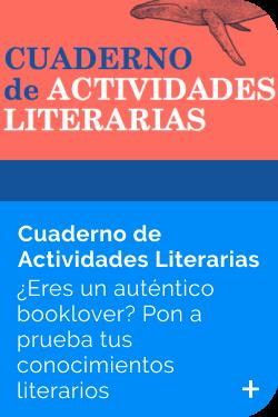 Cuaderno de actividades literarias LITERATURA