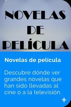 Novelas de película LITERATURA