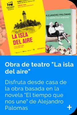 """Obra de teatro """"La isla del aire"""" LITERATURA"""