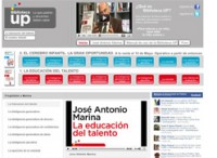 Biblioteca UP José Antonio Marina